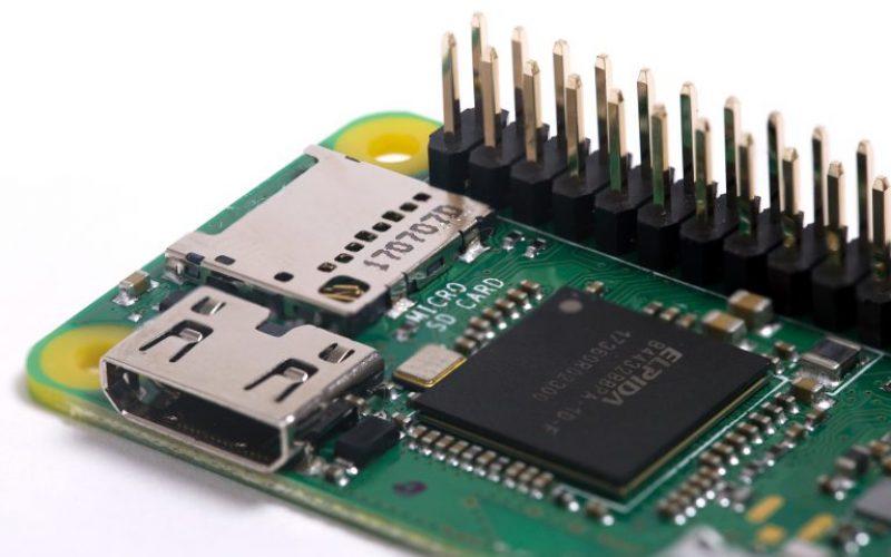 Raspberry presenta Pi Zero WH