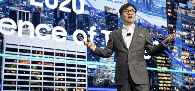 CES 2018: Samsung presenta la sua versione per il futuro dell'IoT aperto e intelligente