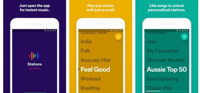 Spotify presenta Stations, l'app per chi preferisce le playlist