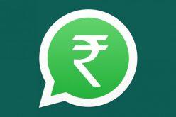 WhatsApp testa i pagamenti P2P in India