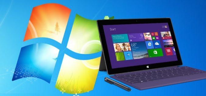 Windows 10 tentenna, il re degli OS è sempre 7