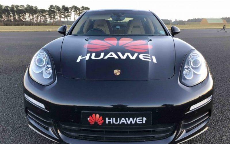 Huawei e Audi insieme per le smart car e guida autonoma
