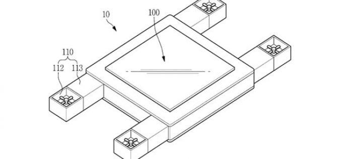Samsung brevetta un drone che si comanda con lo sguardo