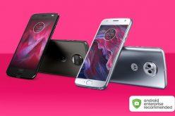 Motorola scelta dal programma Android Enterprise Recommended