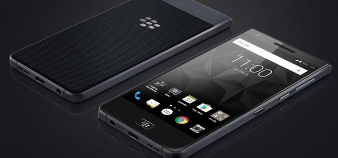 BlackBerry Motion arriva in Italia