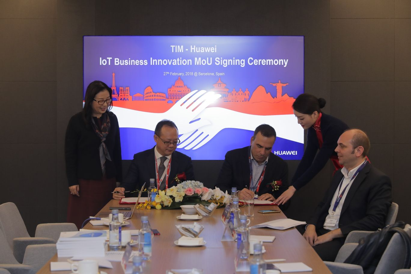 Business Innovation tim huawei