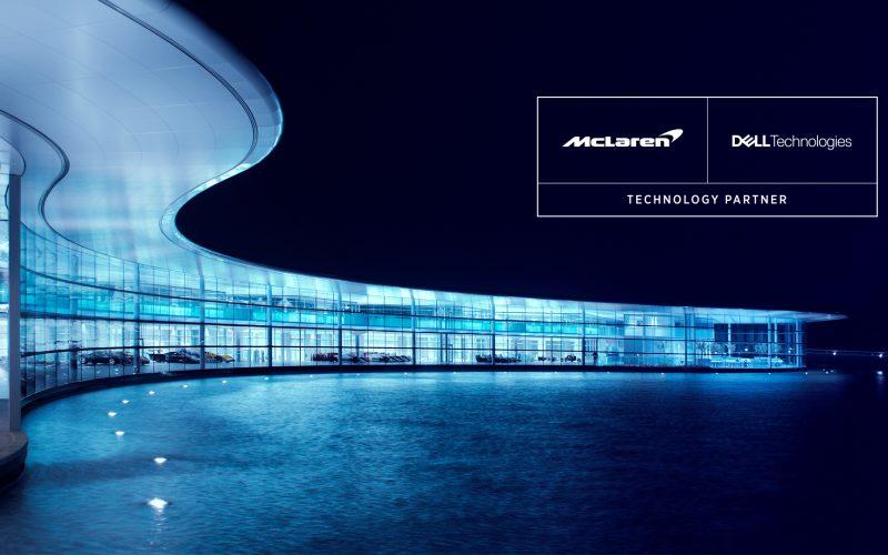 McLaren e Dell Technologies firmano una partnership su ampia scala e di lunga durata