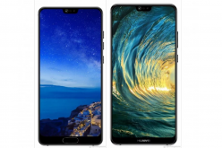 Huawei P20, il notch su Android