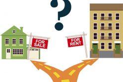 Acquistare casa o andare in affitto?
