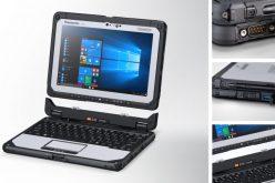 Panasonic annuncia una nuova versione del Toughbook CF-20