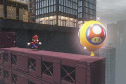 Un nuovo aggiornamento di Super Mario Odyssey è pronto per essere scaricato