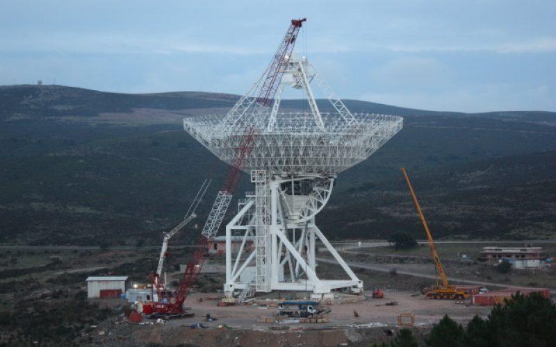 Un'autostrada digitale per i dati del Sardinia Radio Telescope