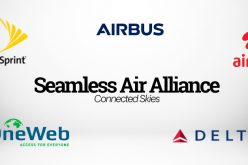 "HHRA: Airbus, Delta, OneWeb, Sprint e Airtel presentano ""Seamless Air Alliance"""