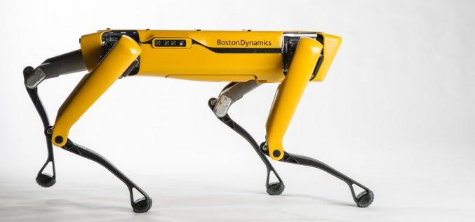 SpotMini è il robot che può aprire le porte