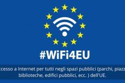 Wi-Fi pubblico: il piano WIFI4EU dell'Unione Europea è in partenza