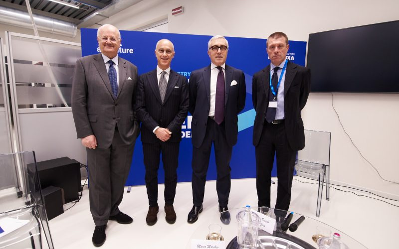 Accenture inaugura il nuovo Industrial IoT Innovation Center di Modena