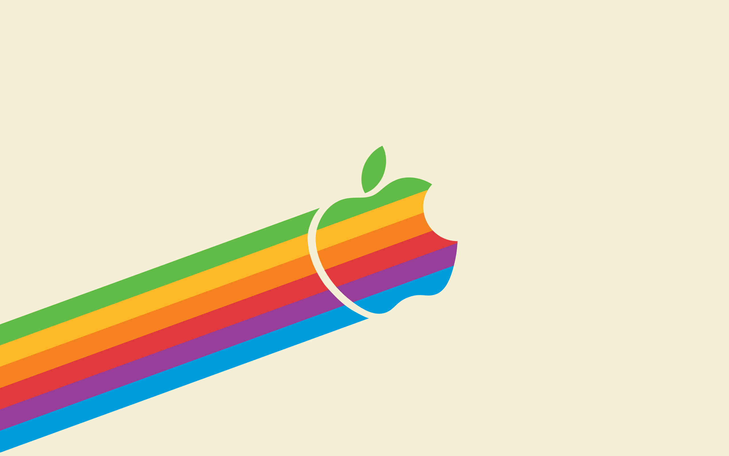 Apple Ripropone Il Logo Della Mela Arcobaleno Lifestyle Dmo Data