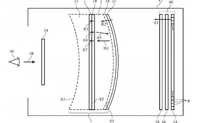 Apple, ecco un nuovo brevetto per il VR