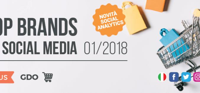 Top Brands: i Brand più social della GDO