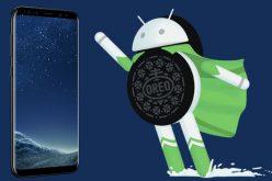 Android Oreo arriva su Galaxy S8 e Galaxy S8+