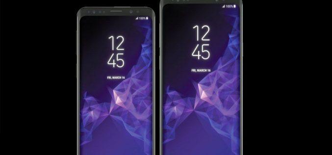 Il Galaxy S9 si presenta in nuovi video
