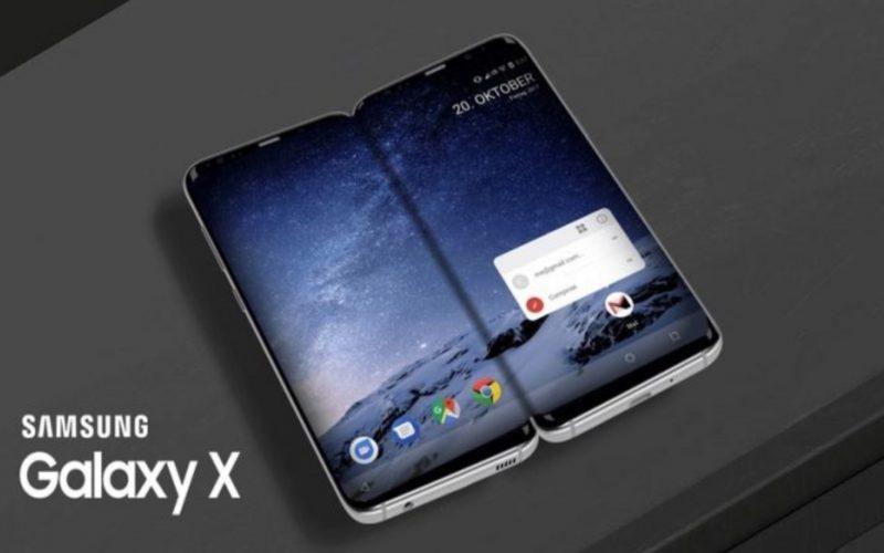 Galaxy X nel futuro di Samsung per contrastare iPhone X