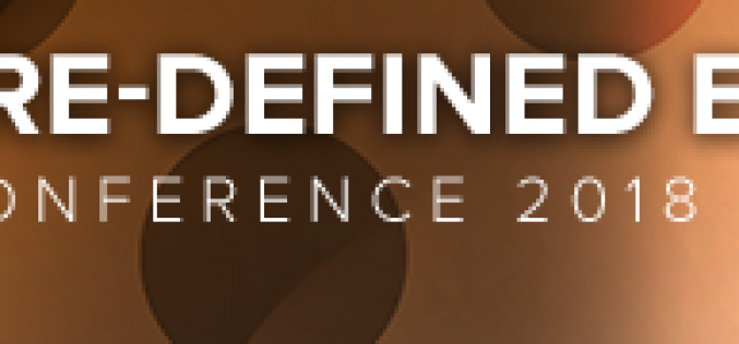 IDC Software Defined Everything Conference 2018
