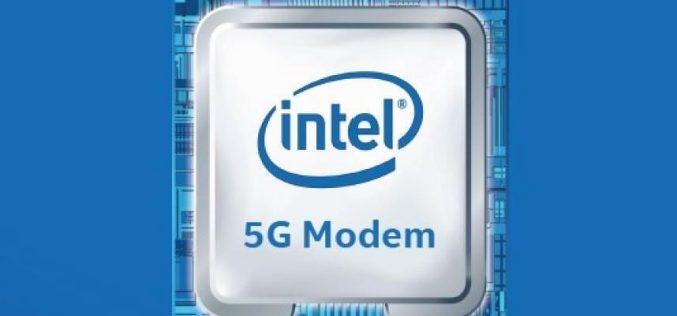 Intel promette portatili 5G nel 2019
