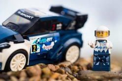 Ford, LEGO e il team Rally M-Sport insieme per celebrare la vittoria di Fiesta al FIA World Rally Championship 2017