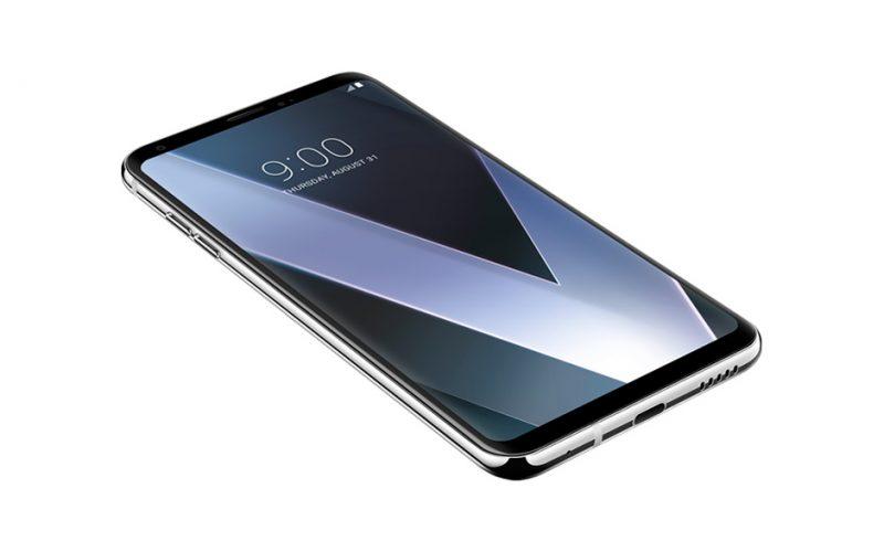 Lg V30 ancora più smart: ecco lo smartphone con intelligenza artificiale