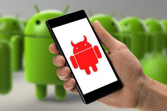 Italia quinta al mondo per attacchi Android