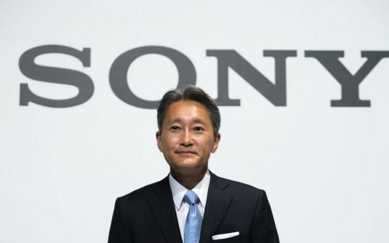 Il CEO di Sony Kazuo Hirai lascia il suo incarico