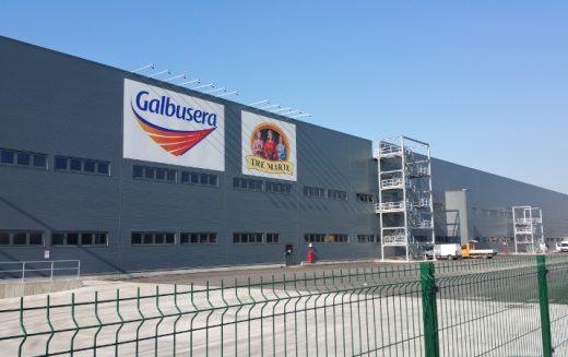 Galbusera apre la sua prima fabbrica 4.0