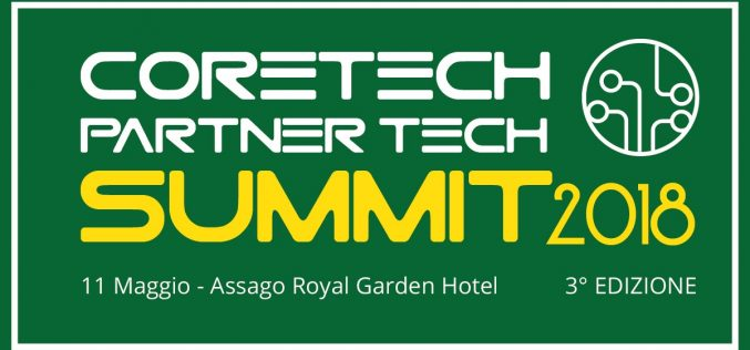 Coretech Partner Tech Summit 2018