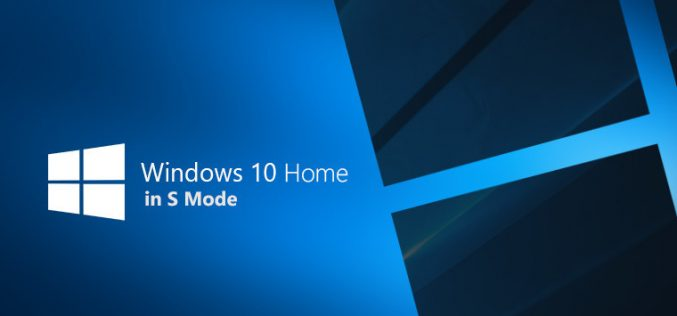 Windows 10 S diventa Windows 10 S Mode