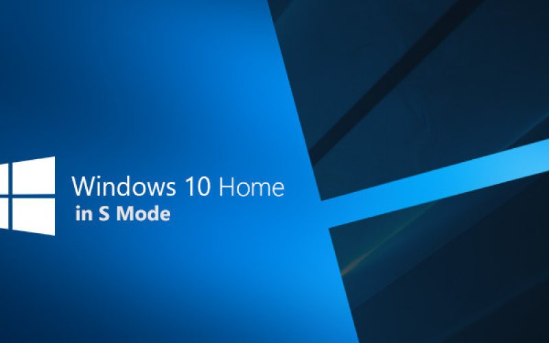 Windows 10 S diventa Windows 10 S Mode
