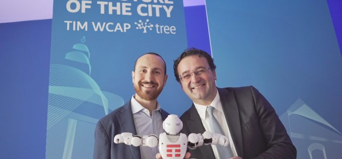 """TIM: al via """"The future of the city"""" per rilanciare l'innovazione in Sicilia"""