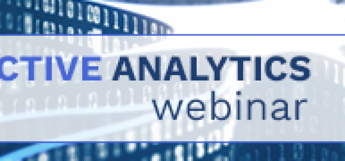 IDC Cognitive & Predictive Analytics Webinar 2018