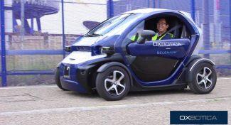 Le auto senza pilota approdano a Londra