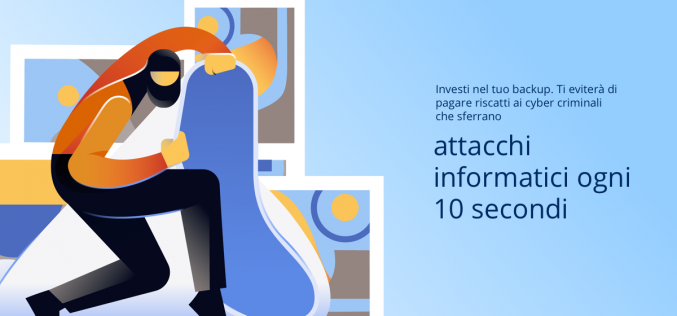 Acronis avverte: sarà l'anno peggiore per numero di attacchi informatici e incidenti con perdita di dati