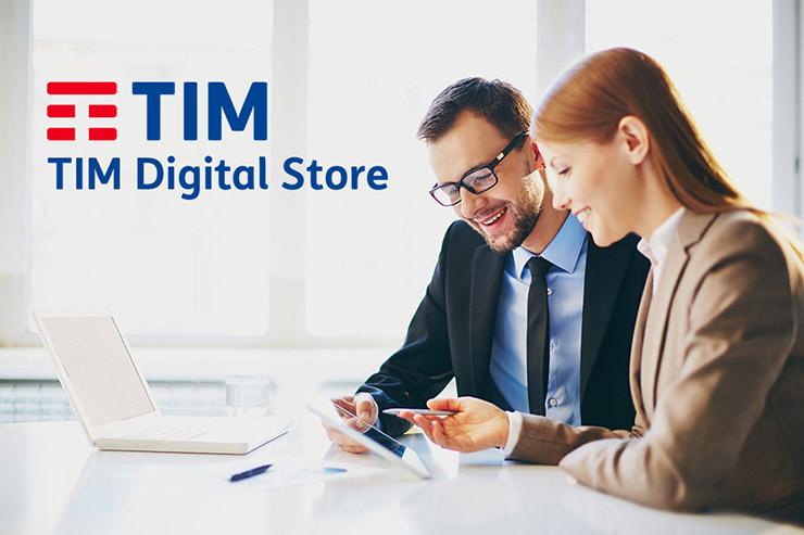 TIM Digital Store