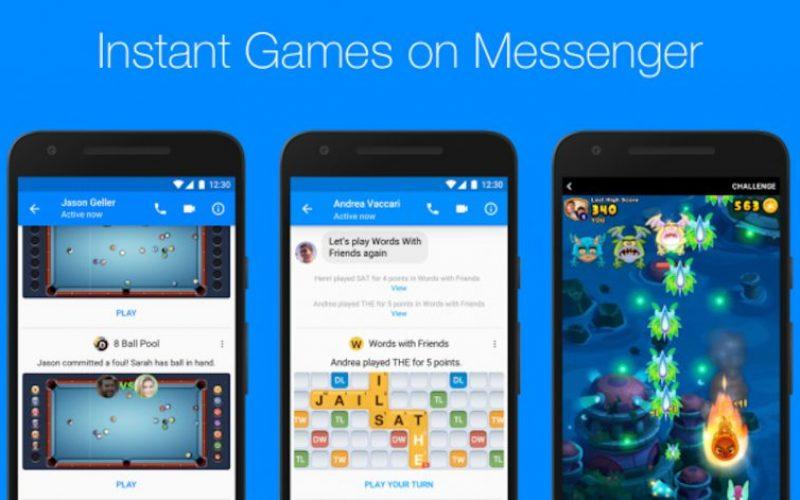 Facebook dà il via libera agli Instant Games