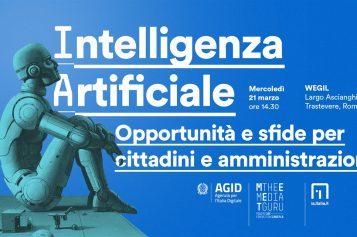 L'Intelligenza Artificiale al servizio del cittadino: sfide e opportunità