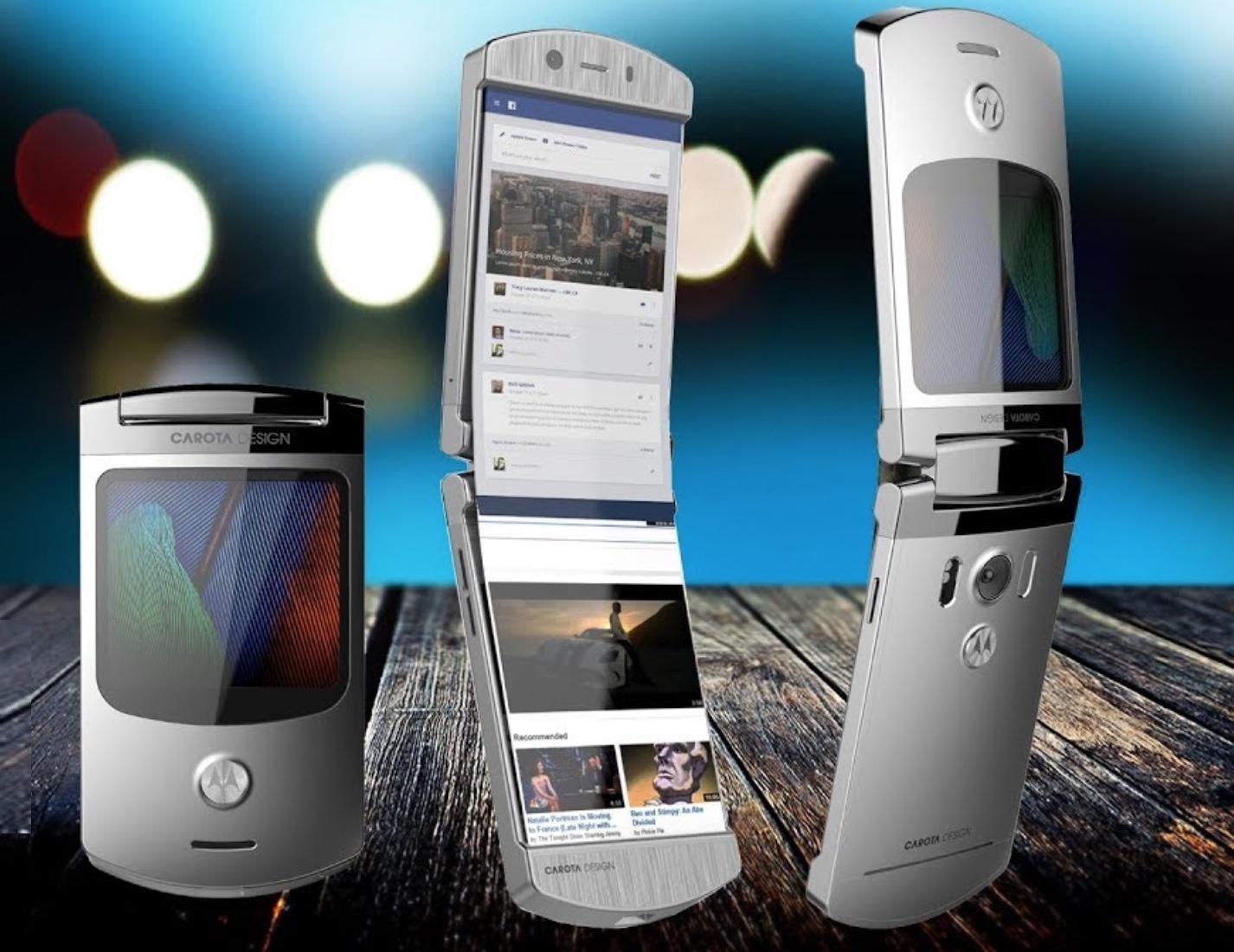 Il Motorola Razr foldable costerà 1.200 dollari