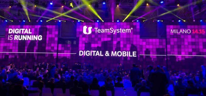Il digitale corre sulle strade di TeamSystem