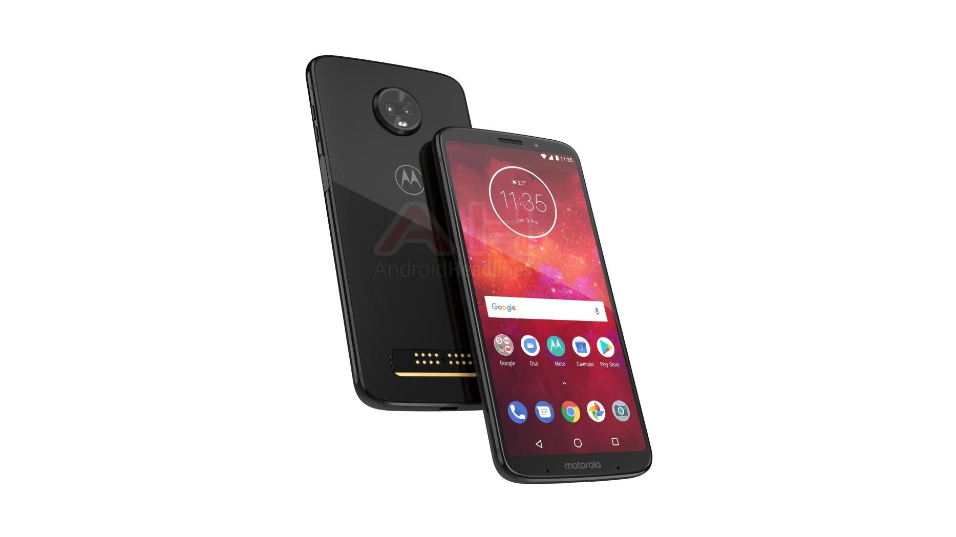 Moto Z3 è ufficialmente il primo smartphone 5G al mondo