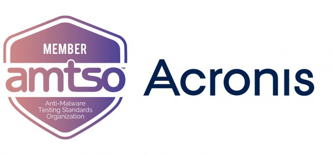 Acronis entra a far parte dell'AMTSO