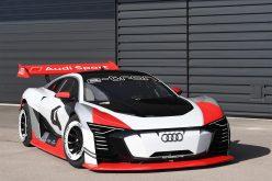 Audi e-tron Vision Gran Turismo: dalla PlayStation alla pista