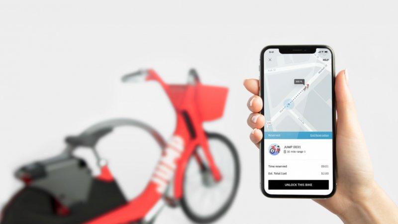 Nel futuro di Uber scooter e biciclette a guida autonoma