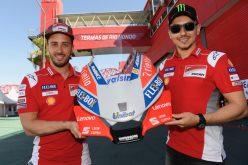 Lenovo partner tecnologico del Team Ducati MotoGP
